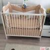 Satılık bebek yatağı
