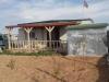 Meram hobi bahçelerinde 500m2 konteynır ev li arsa