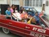 Chevrolet 64 cabrio kırmızı spor ruhsatlı sünnet arabası