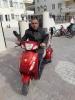 Satılık yuki marka akülü motorsiklet