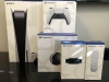 Sony playstation 5 konsolu ps5-disc sürümü