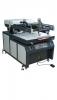 Yarı otomatik serigrafi baskı makinası düz model 50*70