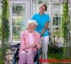 Yatılı hasta bakımı yaşlı bakımı