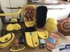 Yeni! bebek arabası mima xari sarı