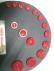 14-60 boy kumaş baskı düğme