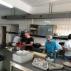 Catering firmas� toplu yemek
