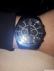 Hislon marka su geçirmez çelik tasarım siyah garantili saat